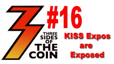 KISS Expos are Exposed on Three Sides of the Coin