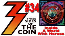 Inside the KISS Tribute CD A World With Heroes and the Ace Frehley CD Return of the Comet