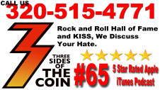 Ep. 65 We Discuss YOUR Hate for the Rock and Roll Hall of Fame and KISS