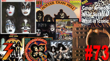 Ep. 73 KISS Cover Artwork, What Sucks and What is Iconic on Three Sides of the Coin