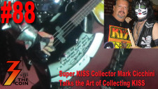 Ep. 88 Super KISS Collector Mark Cicchini Talks the Art of Collecting KISS