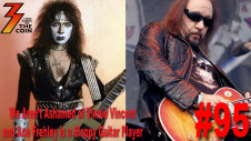 The Sloppy Episode Ace Frehley is a Sloppy Guitar Player & Some Vinnie Vincent Stuff