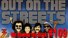 Ep. 109 Out On The Streets by The Original KISS Krew We Review the Book