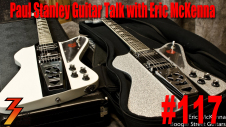 Ep. 117 Paul Stanley Guitar Talk with Boogie Street Guitars Eric McKenna