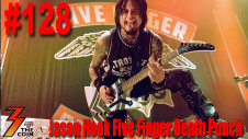 Ep. 128 Jason Hook from Five Finger Death Punch Talks KISS & Ace Frehley
