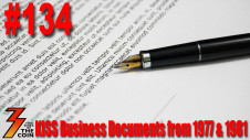 Ep. 134 KISS Business Documents from 1977 & 1981