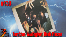 Ep. 138 Gary Shea Talks New England, Alcatrazz, Warrior, Vinnie Vincent & Cooper - Shea