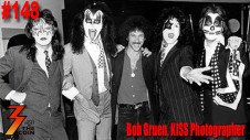 Ep. 148 Legendary KISS Photographer Bob Gruen