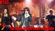 Ep. 165 Paul Stanley Wants to Record a New Album, Not a KISS Album