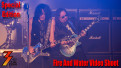 Exclusive Report from Filming of Ace Frehley Video Fire and Water with Paul Stanley