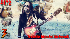 Ep. 172 Track By Track Review of Ace Frehley's Origins Vol. 1