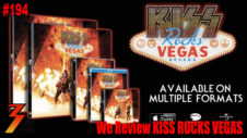 Ep. 194 KISS ROCKS VEGAS DVD & CD, Our Full Review!