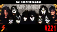 Ep. 221 Being a KISS fan and how our friends and family feel