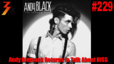 Ep. 229 Andy Biersack Returns to Talk KISS and a New Black Veil Brides Album