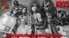 Larry Harris Co-founder of Casablanca Records with Neil Bogart Joins Us!