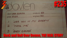 Ep. 235 The REAL STORY Behind the Rock and Roll Over Demo Tape